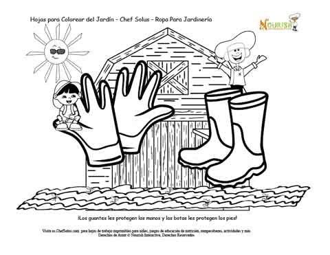 Chef solus historia del jard n p gina 1 ropa para jardiner a for Paginas de jardineria