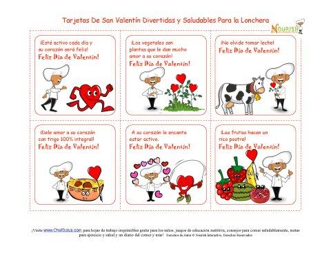 D a festivo 2 notas del coraz n saludable para la lonchera - Alimentos saludables para el corazon ...