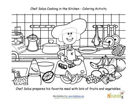All Worksheets » Kitchen Safety Worksheets - Printable Worksheets ...