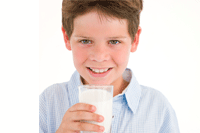 milk drinks calcium foods