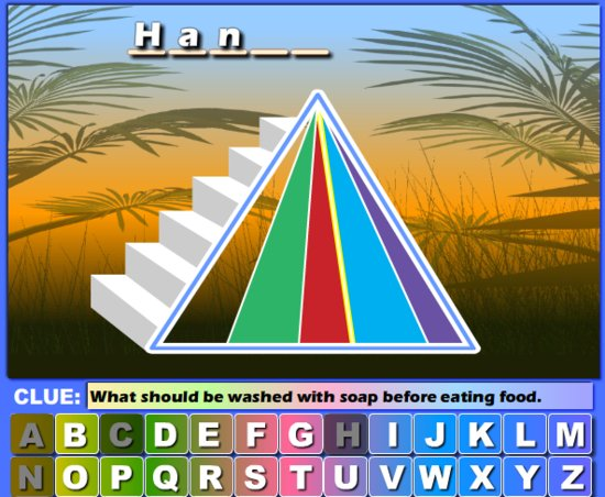 pyramid online game