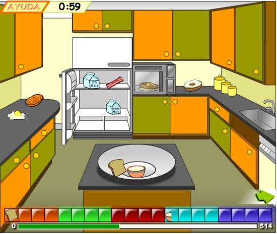 Build A Meal Game For Kids Have Fun Creating Balanced