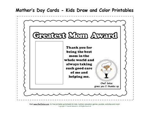mother s day certificate coloring sheet you re the greatest mom certificate. Black Bedroom Furniture Sets. Home Design Ideas