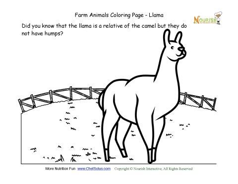 Llama llama and the bully goat coloring pages