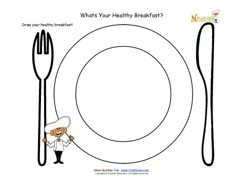 healthy me coloring pages - photo#31