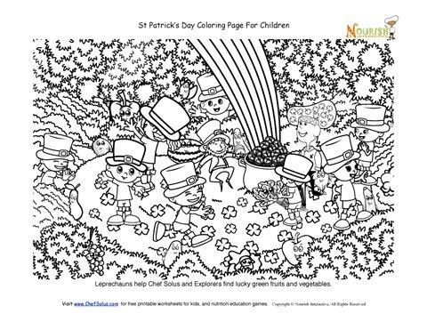 Disney St. Patrick's Day Printables | Disney St. Patrick's Day ... | 371x480